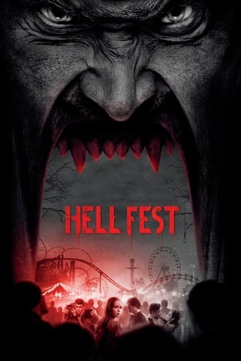 Poster of Hell Fest