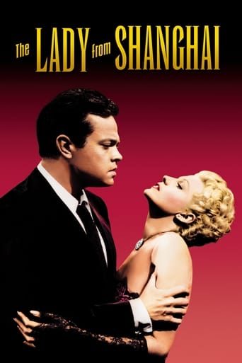 Poster of The Lady from Shanghai