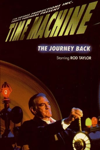 Poster of Time Machine: The Journey Back