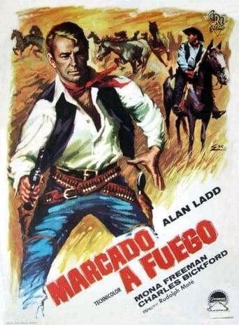 Poster of Marcado a fuego