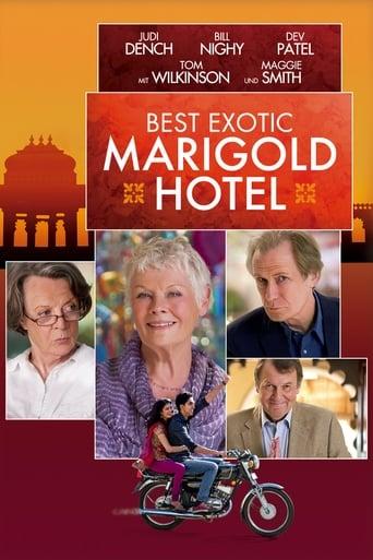 Best Exotic Marigold Hotel - Drama / 2012 / ab 0 Jahre