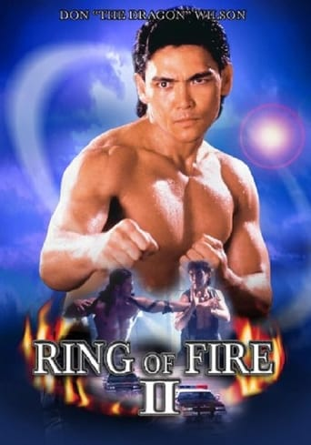 Poster of Ring of Fire II: Blood and Steel