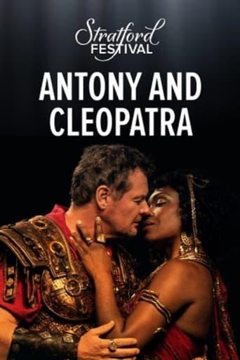 Poster of Stratford Festival: Antony and Cleopratra