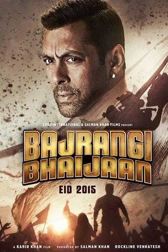 Poster of Bajrangi Bhaijaan