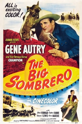 Poster of The Big Sombrero