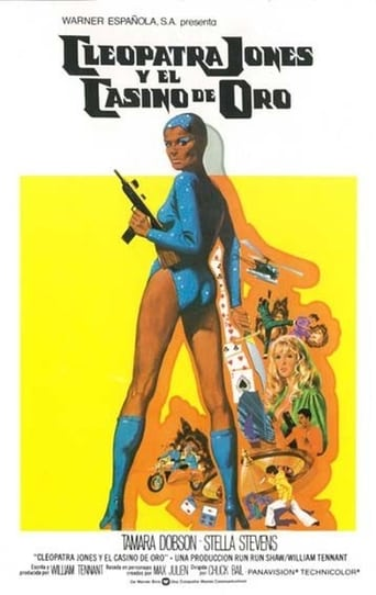 Poster of Cleopatra Jones y el casino de oro
