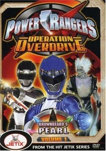 Power Rangers Operation Overdrive: Brownbeard's Pearl