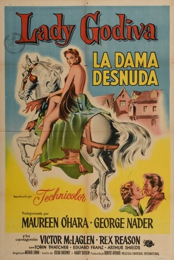 Poster of Lady Godiva of Coventry
