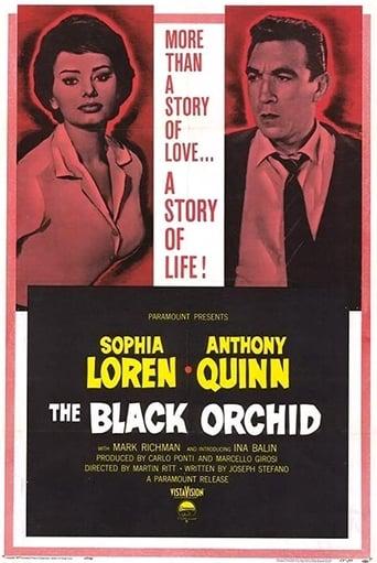 Poster of La orquidea negra