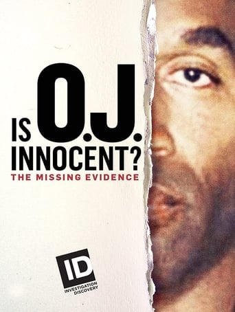 Poster of Is O.J. Innocent? The Missing Evidence