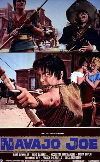 Joe, o Pistoleiro Implacável - Poster