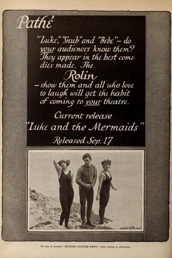 Poster of Luke and the Mermaids