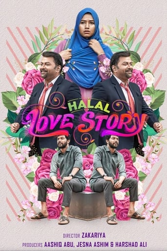 Poster of Halal Love Story