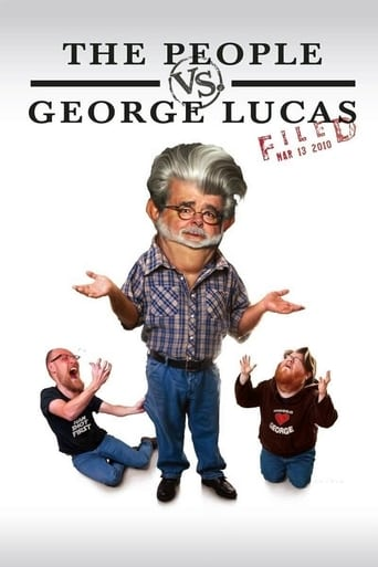Poster of The People vs. George Lucas