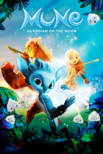 Watch Mune: Guardian of the Moon 2015 full online free