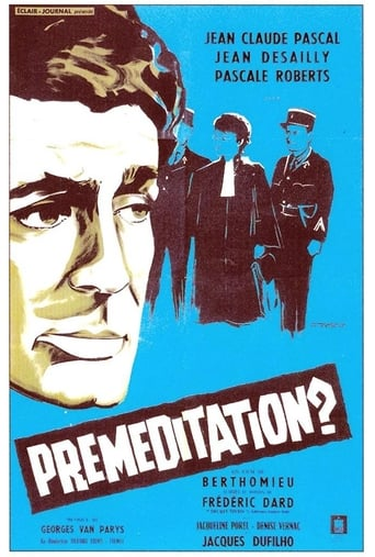 Poster of Premeditated