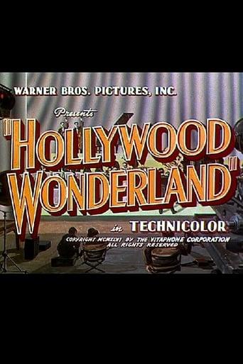 Poster of Hollywood Wonderland