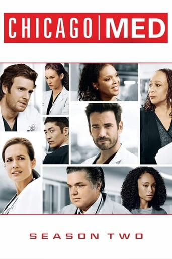 Chicago Med Atendimento de Emergência 2ª Temporada - Poster