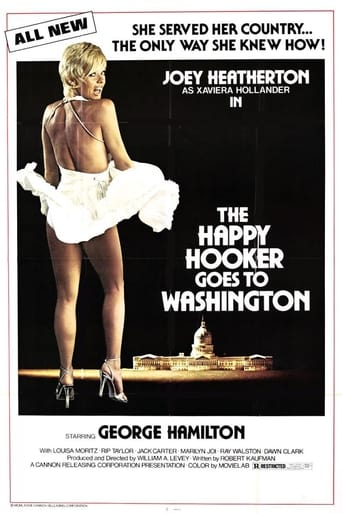 Poster of The Happy Hooker Goes to Washington