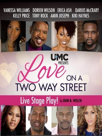 Poster of Love on a Two Way Street