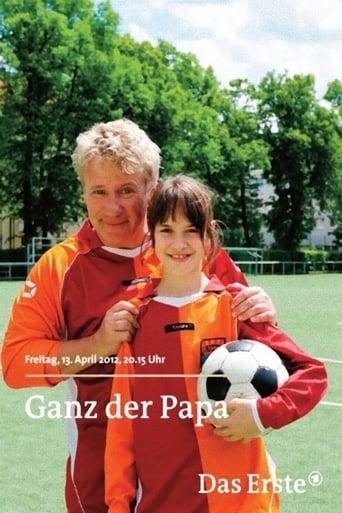 Poster of Ganz der Papa
