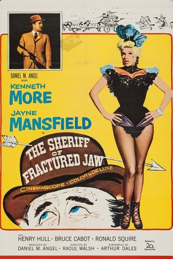 Poster of The Sheriff of Fractured Jaw