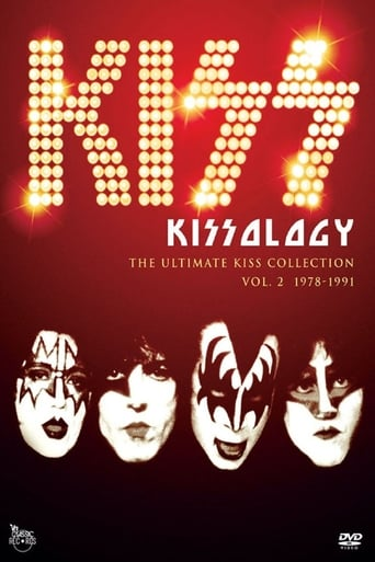 Watch Kissology: The Ultimate KISS Collection Vol. 2 (1978-1991) 2007 full online free