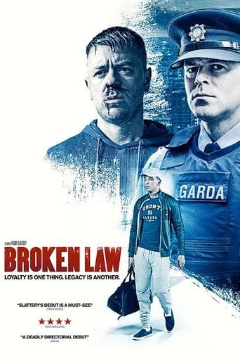 Poster Broken Law