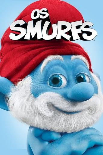 Os Smurfs - Poster
