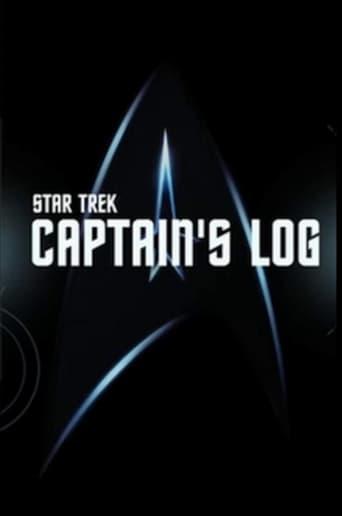 Poster of Star Trek: A Captain's Log