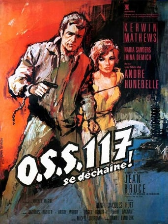 Poster of OSS 117 is Unleashed