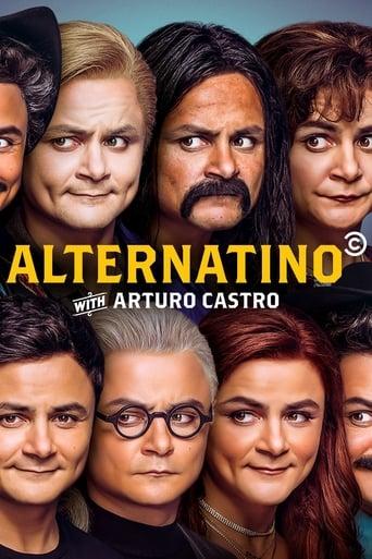 Poster of Alternatino with Arturo Castro