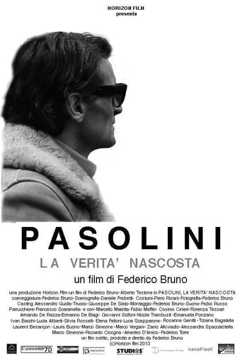 Poster of Pasolini, The Hidden Truth
