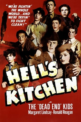 Poster of Hell's Kitchen