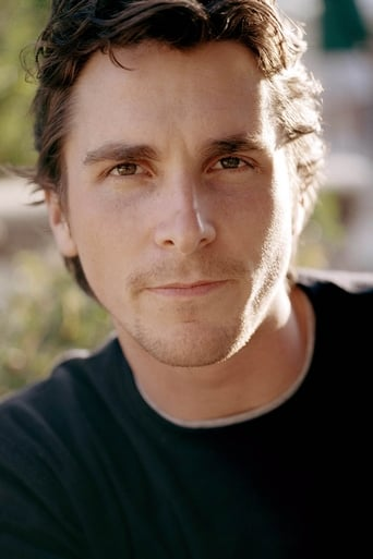 Imagine Christian Bale