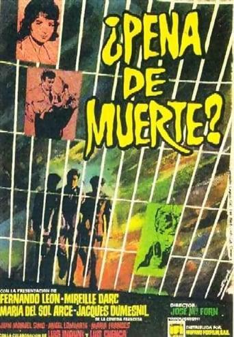 Poster of ¿Pena de muerte?
