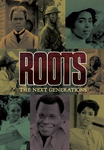 Poster of Roots: The Next Generations