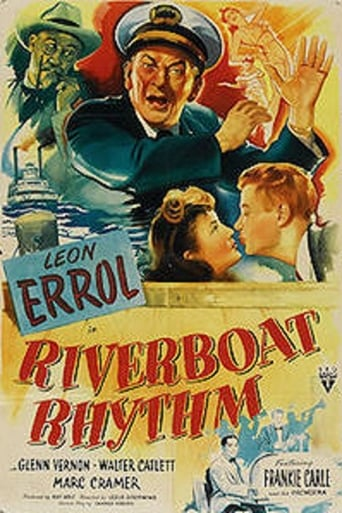 Poster of Riverboat Rhythm