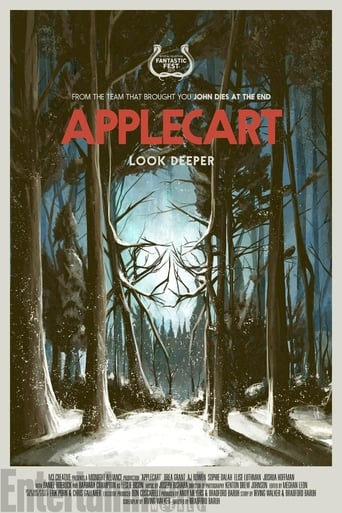 Poster of Applecart