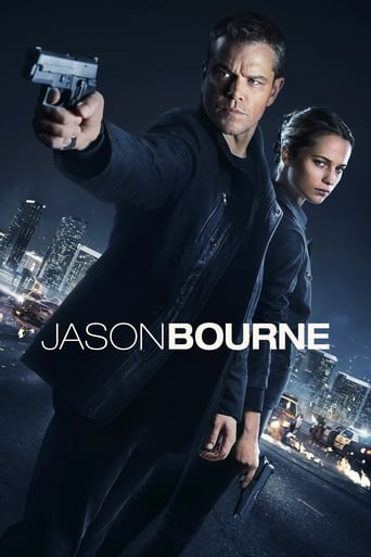 Poster of Jason Bourne