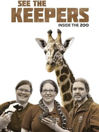 Ver See The Keepers: Inside The Zoo pelicula online