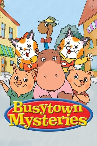 Poster of Busytown Mysteries