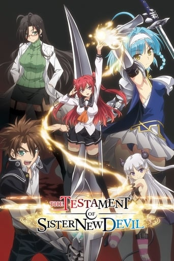 Poster The Testament of Sister New Devil