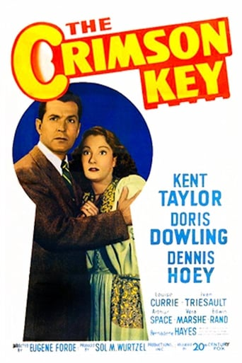Poster of The Crimson Key