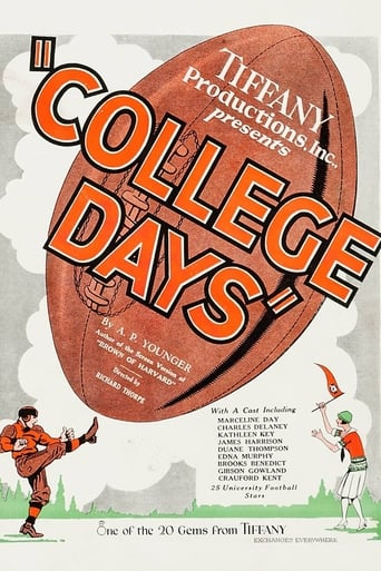 Poster of College Days