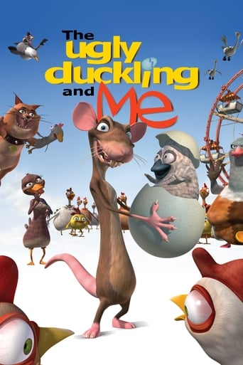 Poster of The Ugly Duckling and Me!