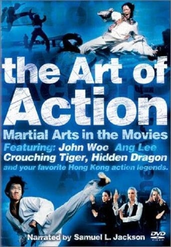 Poster of The Art of Action: Martial Arts in the Movies