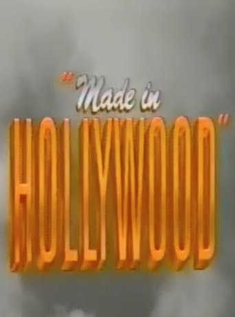 Poster of Made in Hollywood