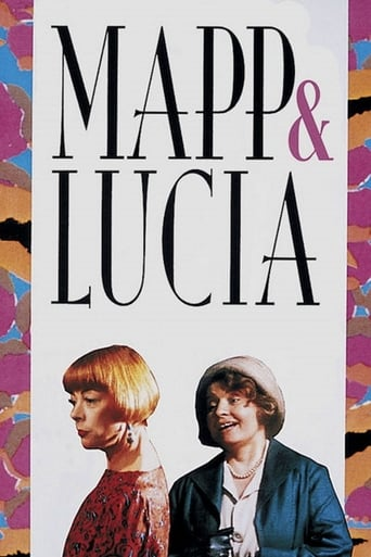 Poster of Mapp & Lucia