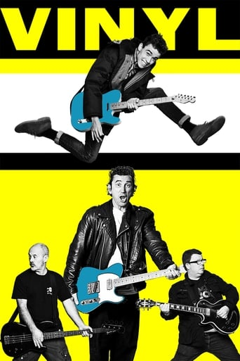 Poster of Vinyl